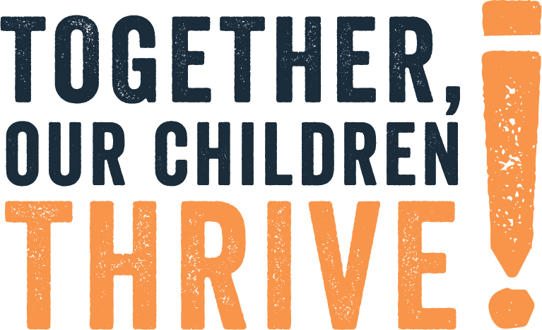 Together Our Children Thrive logo